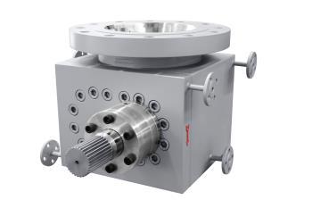 Hot Melt Pumps For Extrusion Line