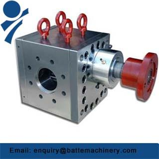 Reactor Discharge Pumps Extrusion
