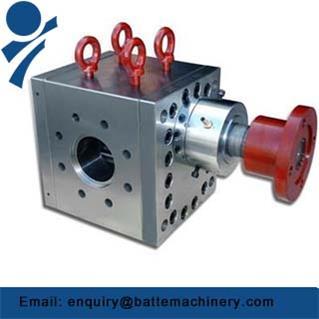 Reactor Discharge Pumps Extrusion