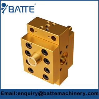 Polymer Extrusion Gear Pump Transfer Pump