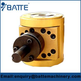 Hot Melt Gear Pump For Plastic Extrusion Line