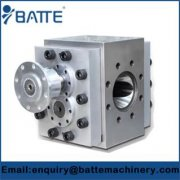 Precision Extrusion Gear Pumps For Industrial Companies