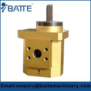 Chemical Extrusion Gear Pump(ZB-W)