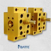 batte high temperature melt pump